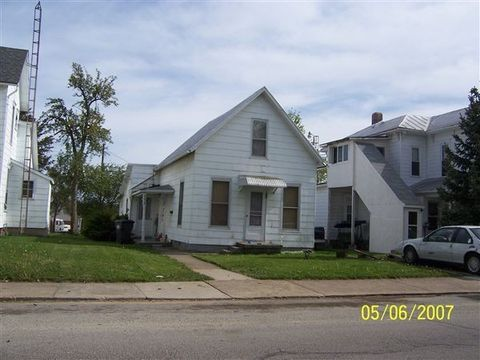 535 W Pearl St, Union City, IN 47390