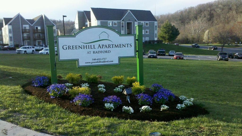 Greenhill Apartments At Radford (Student)
