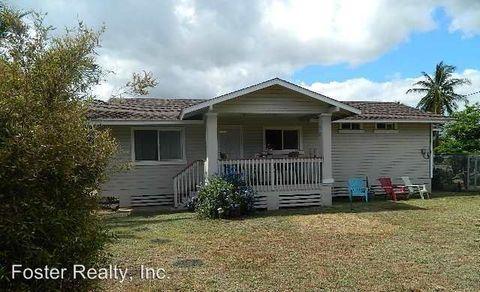 87 238 A St Johns Rd, Waianae, HI 96792