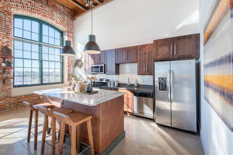 West Village Lofts At Brandon Mill