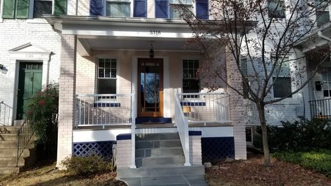 Photo of 5318 41st St Nw, Washington, DC 20015