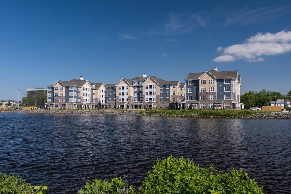 Rivers Edge Apartments and Studio for the ...