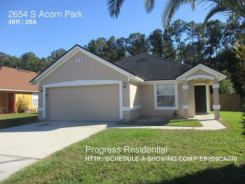 2654 S Acorn Park, Middleburg, FL 32218