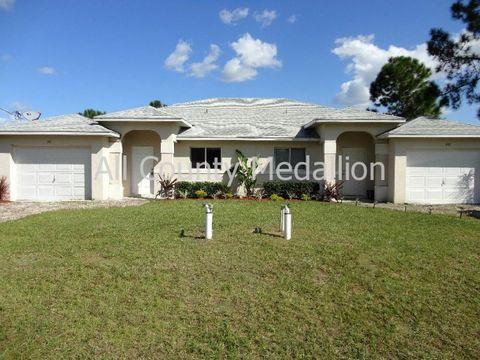 343 Lillon Ave S # 1, Lehigh Acres, FL 33974