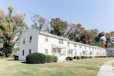 Norfolk Va Apartments For Rent