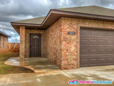 1319 Sw 74th St Unit 117, Mustang, OK 73064
