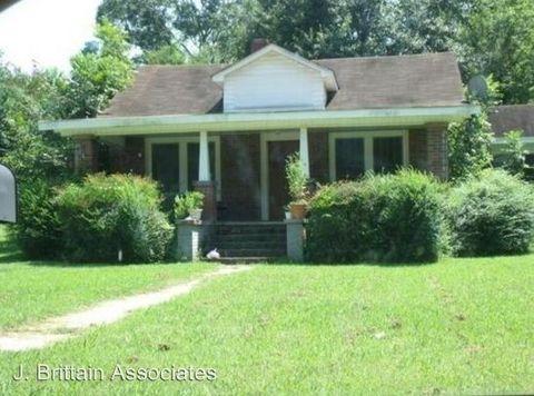 706 W Francis St, Jacksonville, AL 36265