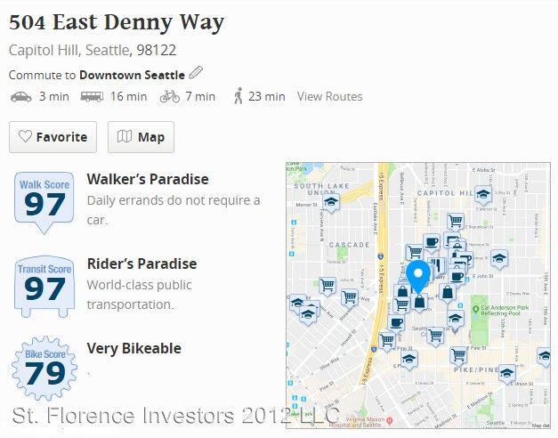 504 E Denny Way, Seattle, WA 98122