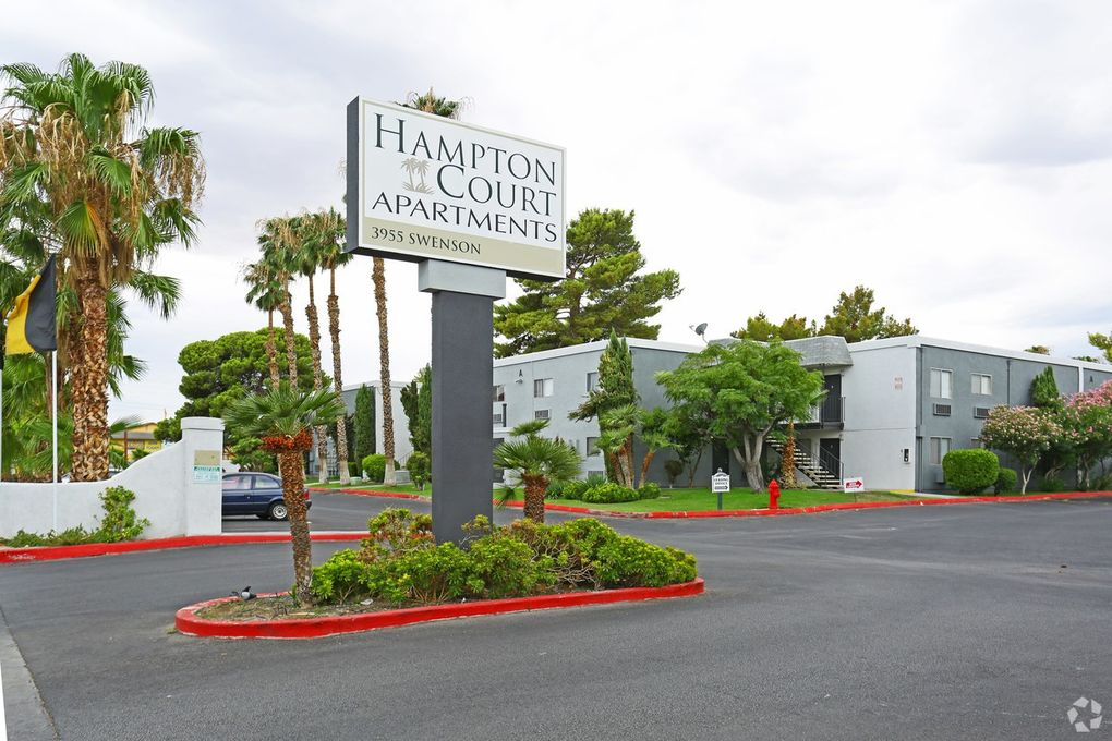 Hampton Court Apartments Las Vegas Nevada