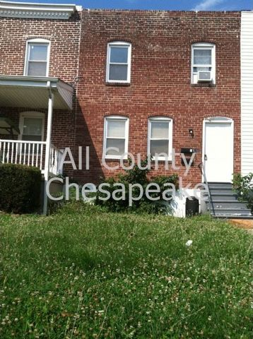 5106 Brookwood Rd Apt 1, Brooklyn, MD 21225