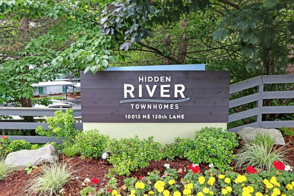 Hidden River Townhomes