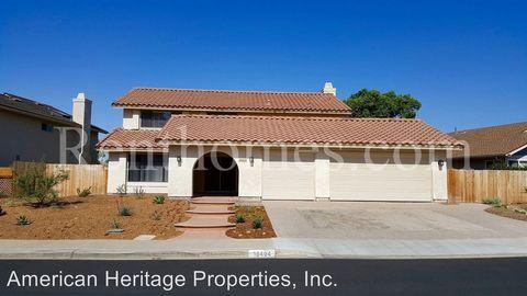 10404 Mountain Glen Ter, San Diego, CA 92131