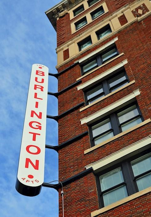 The Burlington Apartments
