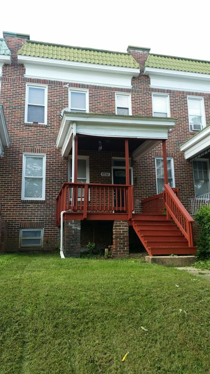 4732 Amberley Ave, Baltimore, MD 21229