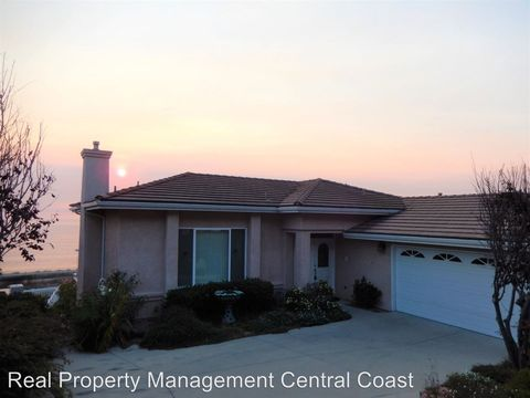 185 Foothill Rd, Shell Beach, CA 93449