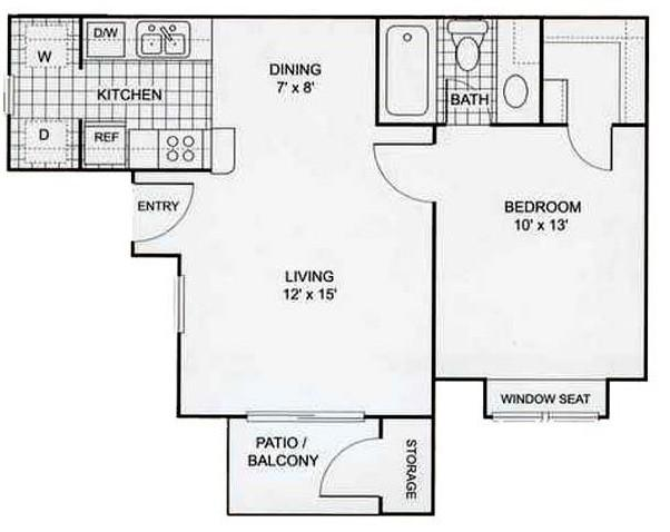 The Meadow Found At Montoro Apartments 3701 W Pioneer Dr Irving Tx Apartment For Rent