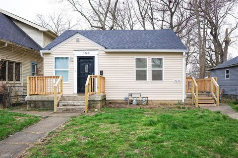 Photo of 4230 Crittenden Ave, Indianapolis, IN 46205