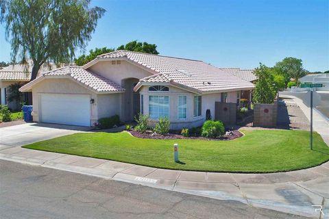 Photo of 12135 E Calle Entrada, Yuma, AZ 85367