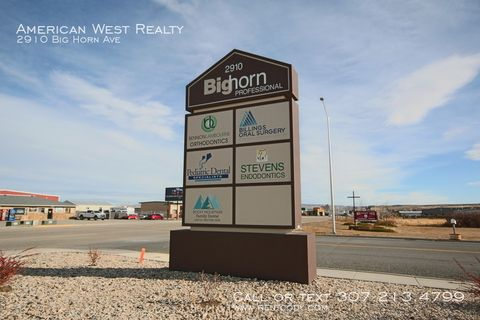 Photo of 2910 Big Horn Ave, Cody, WY 82414