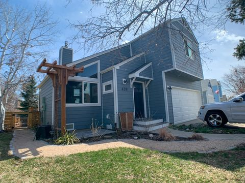 Photo of 420 Grouse Ct, Louisville, CO 80027