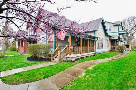 Photo of 2243 N Pennsylvania St, Indianapolis, IN 46205
