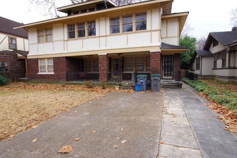 Photo of 1539 N Parkway Unit B, Memphis, TN 38112
