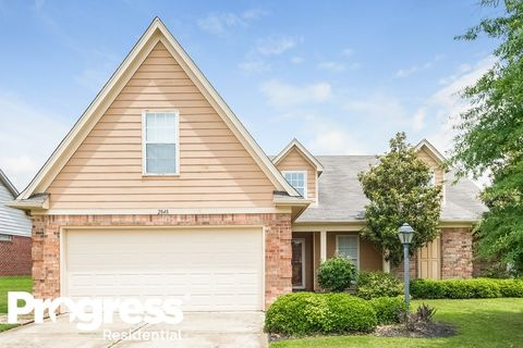 Photo of 2848 Rutherford Dr, Southaven, MS 38672