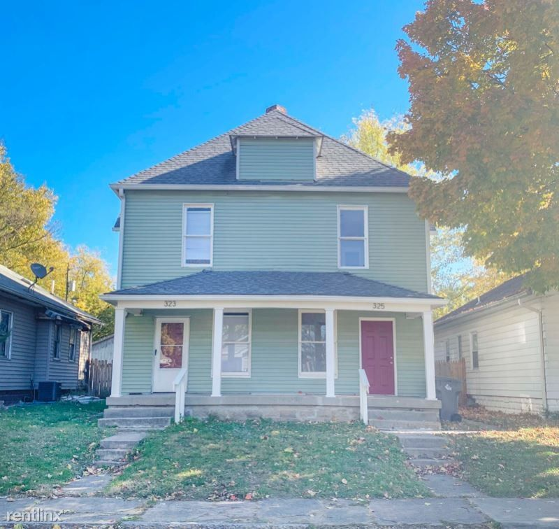 323 S Parker Ave Indianapolis, IN 46201