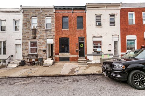 Photo of 2614 Hampden Ave, Baltimore, MD 21211
